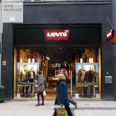 example LEVIS BXL