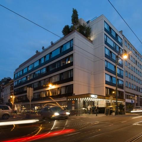 Jam Hotel Brussels - Olivia Gustot Architectes