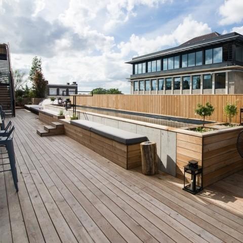 Pool Jam Hotel Brussels - Olivia Gustot Architectes